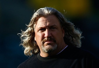 Dallas Cowboys defensive coordinator Rob Ryan and...