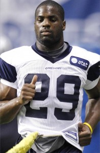 SAY HELLO TO THE FUTURE OF THE DALLAS COWBOYS -- DEMARCO MURRAY.