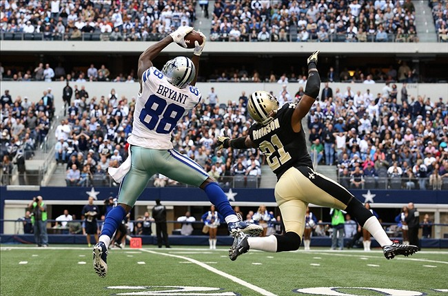 Dez Bryant S Finger Never Going To Be Normal