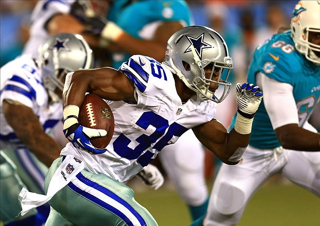 866f3abeb00 Dallas Cowboys Hit The Ground Running In HoF Game