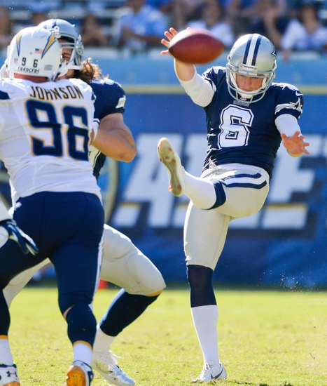 San Diego Chargers Dallas Cowboys: Cowboys 2014 Training Camp: 7 Players On The Bubble