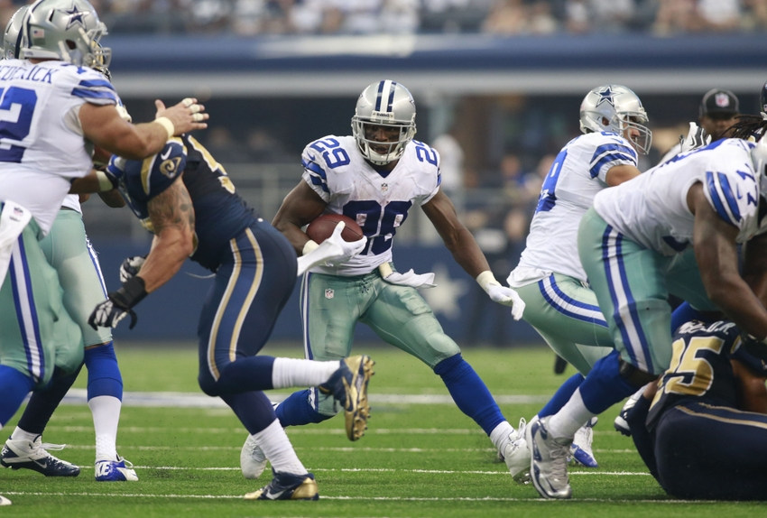 Reasons The Dallas Cowboys Should Defeat The St Louis Rams