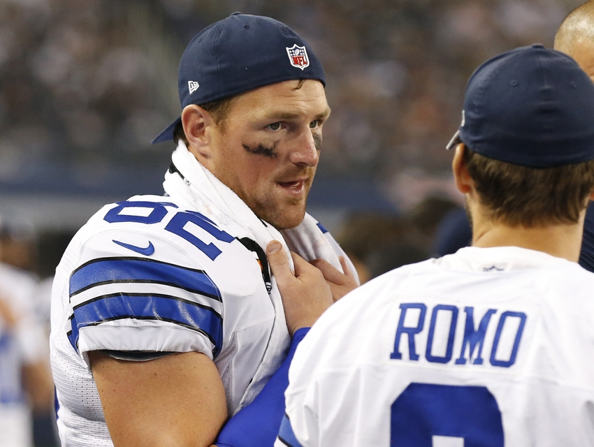 Romo and witten gay 2014