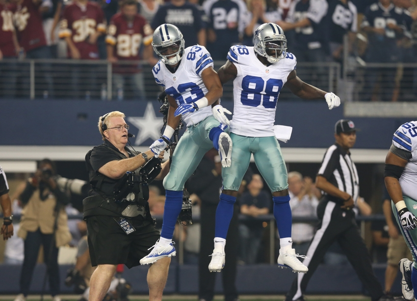 Dallas Cowboys Skills Players Set For Offensive Eruption