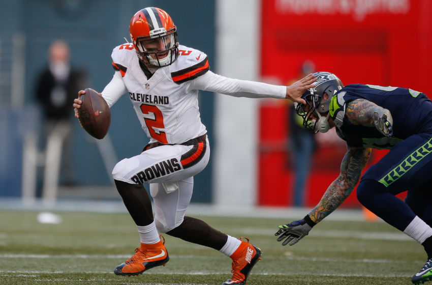 Should The Dallas Cowboys Sign Johnny Manziel As Their