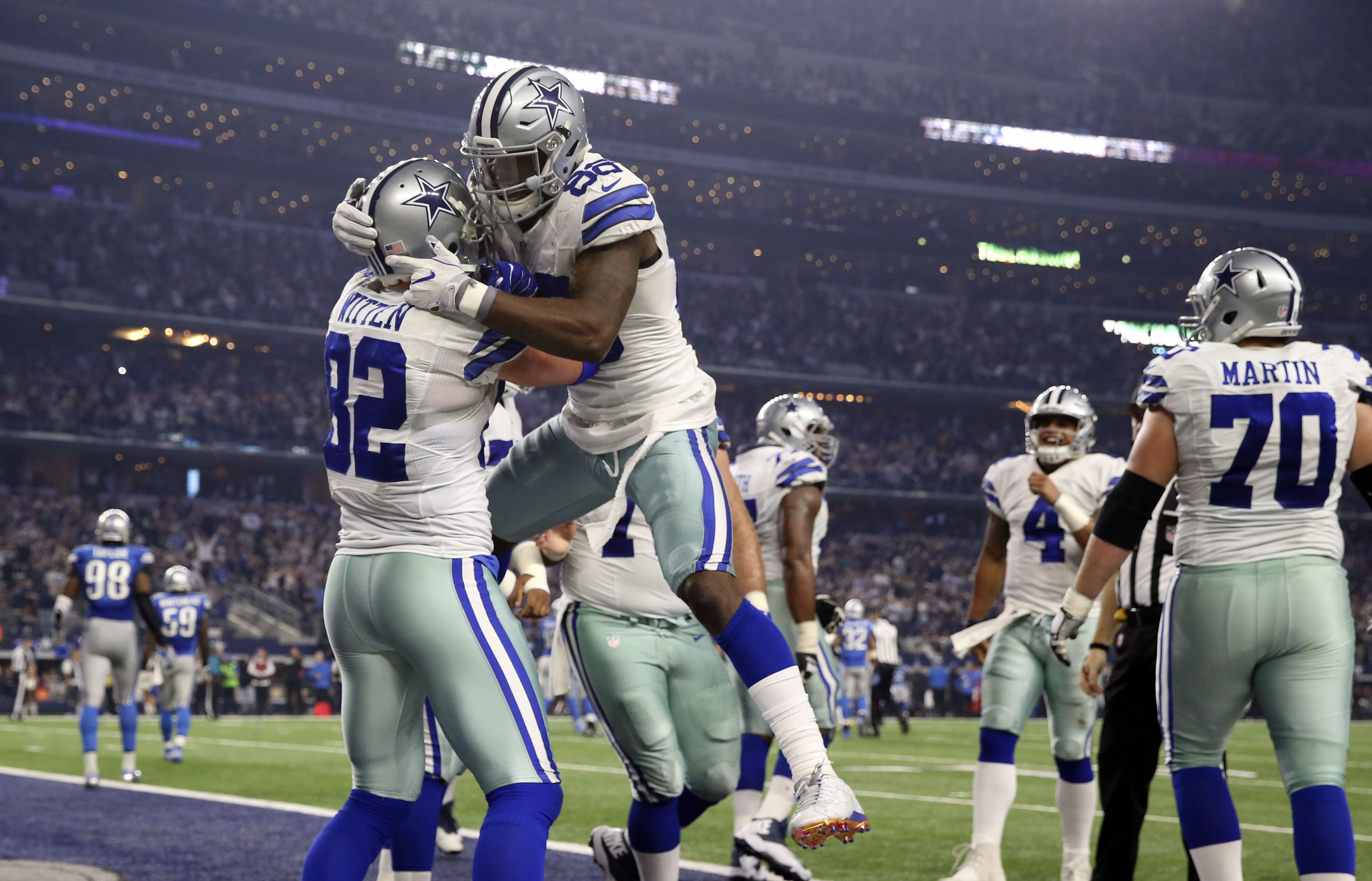 Trends Witten dallas cowboys must defy major trends for playoff repeat